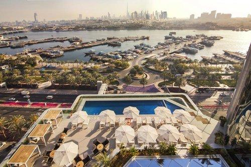 Тур в Al Bandar Rotana 5☆ ОАЕ, Дубай