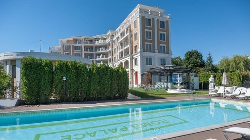Тур в Rome Palace Hotel 4☆ Болгария, Солнечный берег