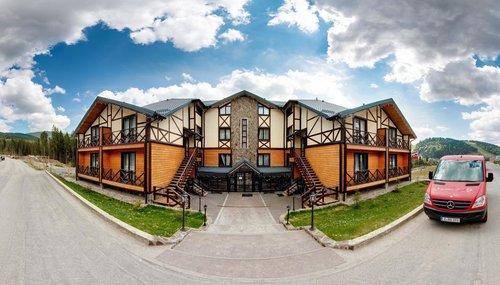 Тур в MK Resort 3☆ Украина - Карпаты, Буковель (Поляница)