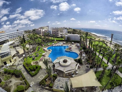 Тур в St. George Hotel Spa & Golf Beach Resort 4☆ Кіпр, Пафос