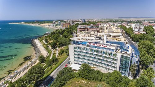 Тур в Sol Marina Palace Hotel 4☆ Болгария, Несебр
