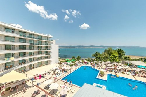 Тур в Festa Panorama Hotel 4☆ Болгария, Несебр
