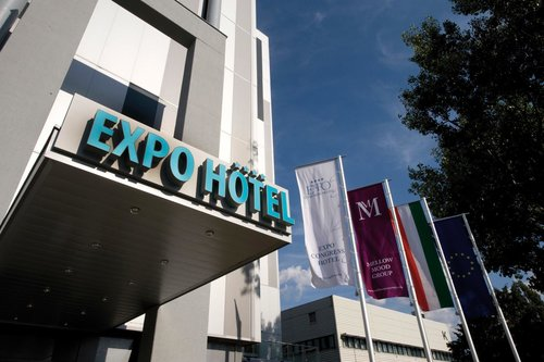 Тур в Expo Congress Hotel 4☆ Венгрия, Будапешт