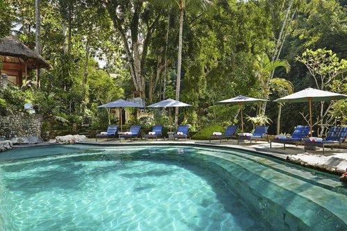Тур в Tjampuhan Spa Hotel 3☆ Индонезия, Убуд (о. Бали)
