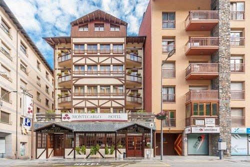 Тур в Montecarlo Hotel 2☆ Андорра, Энкамп