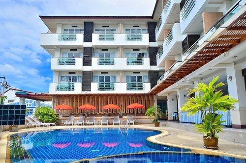 Тур в First Residence Hotel 3☆ Таиланд, о. Самуи