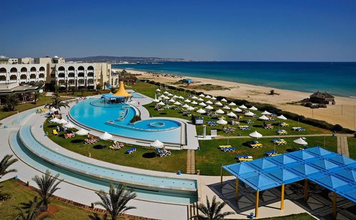 Тур в Iberostar Averroes Hotel 4☆ Тунис, Хаммамет