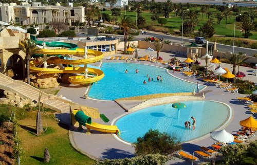 Тур в Houda Golf & Beach Club 3☆ Тунис, Монастир