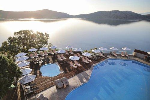Тур в  Elounda Blu Beach Hotel 4☆ Греция, о. Крит – Элунда