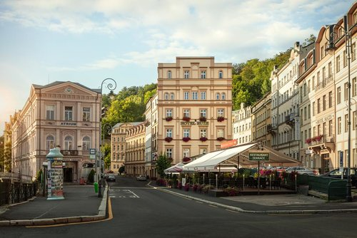 Тур в Ruze Hotel 4☆ Чехія, Карлові Вари