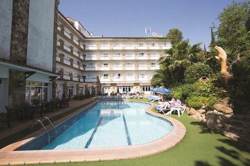 Тур в GHT Neptuno Hotel 3☆ Испания, Коста Брава