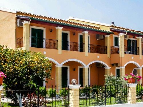 Тур в Stavros Apartments 2☆ Греция, о. Корфу
