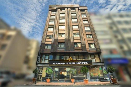 Горящий тур в Grand Emin Hotel 3☆ Турция, Стамбул