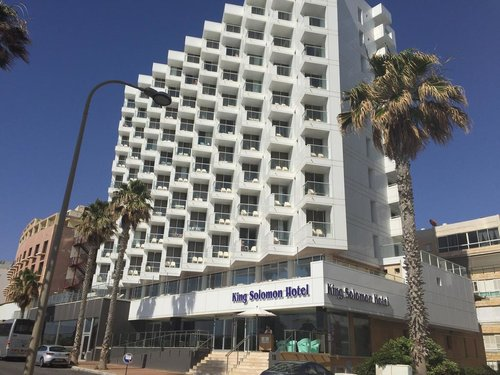 Тур в King Solomon Hotel Netanya 4☆ Израиль, Нетания