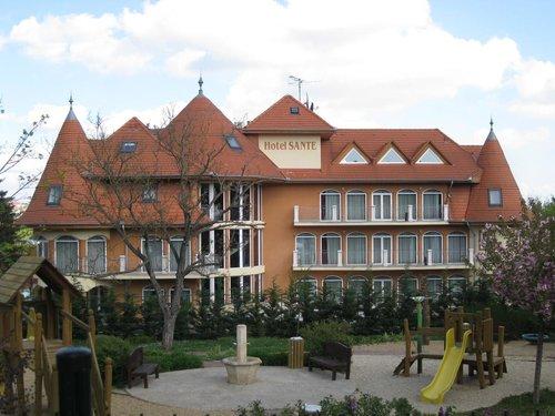 Тур в Sante Hotel 3☆ Венгрия, Хевиз
