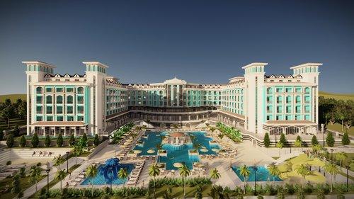 Тур в Maxeria Blue Didyma Hotel 5☆ Турция, Дидим
