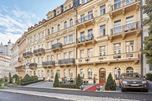 Тур в Iris Spa Hotel 4☆ Чехія, Карлові Вари