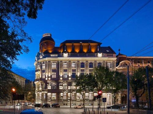 Тур в Bankhotel 5☆ Украина, Львов