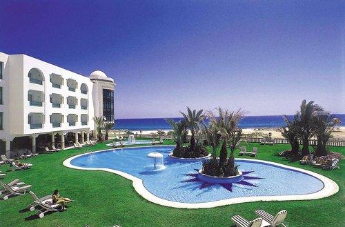 Тур в Mehari Hammamet Hotel 5☆ Тунис, Хаммамет