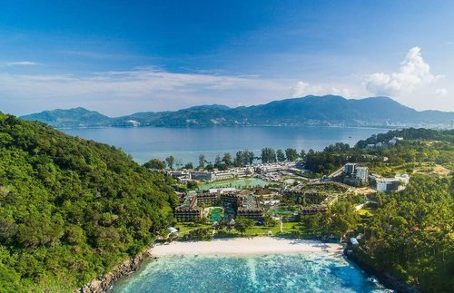 Тур в Phuket Marriott Resort & Spa, Merlin Beach 5☆ Таїланд, о. Пхукет