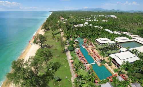 Тур в JW Marriott Phuket Resort & Spa 5☆ Таиланд, о. Пхукет