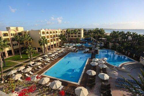 Тур в Le Paradis Palace 4☆ Тунис, Хаммамет