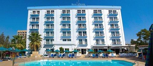 Тур в Blue Crane Hotel Apartments 3☆ Кипр, Лимассол
