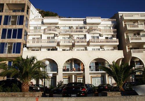Тур в Monaco Apartments Stevic 4☆ Чорногорія, Рафаїловичі