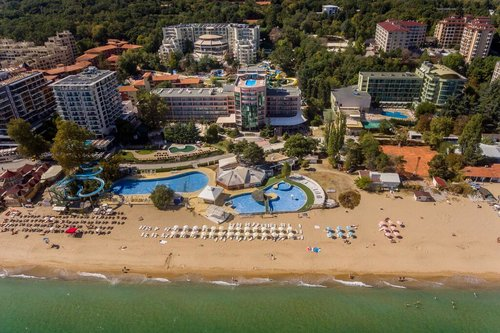 Тур в Lilia Hotel 4☆ Болгария, Золотые пески