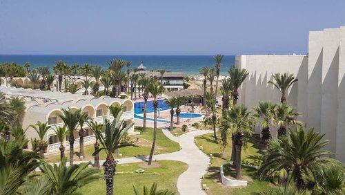 Тур в Marhaba Club 4☆ Тунис, Сусс