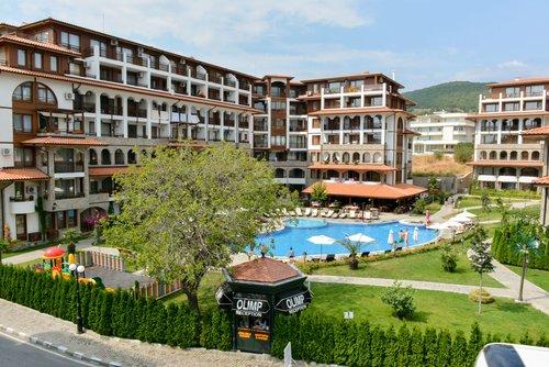 Тур в Olymp Apartcomplex 4☆ Болгария, Святой Влас