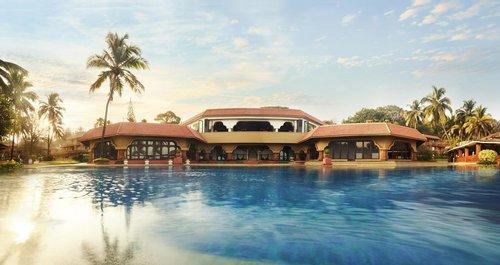 Тур в Taj Fort Aguada Resort & Spa 5☆ Индия, Северный Гоа