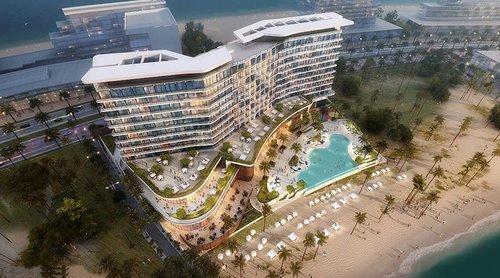 Тур в Hampton by Hilton Marjan Island 4☆ ОАЭ, Рас Аль-Хайма