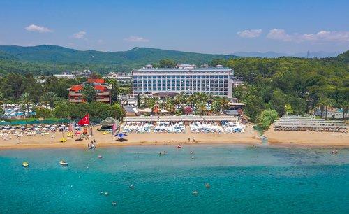 Тур в Annabella Diamond Hotel 5☆ Туреччина, Аланія