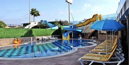 Тур в Vella Beach Hotel 3☆ Турция, Алания