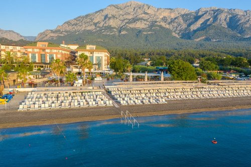 Тур в Armas Gul Beach Hotel 5☆ Турция, Кемер