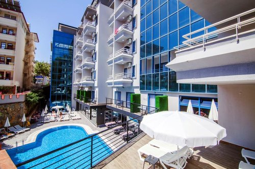 Тур в Ramira City Hotel 4☆ Турция, Алания