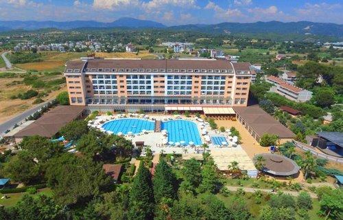Тур в Laphetos Beach Resort 5☆ Туреччина, Сіде