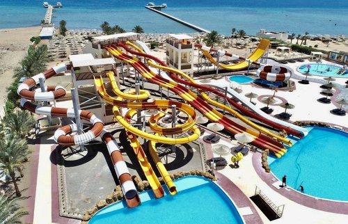 Тур в Nubia Aqua Beach Resort 5☆ Египет, Хургада