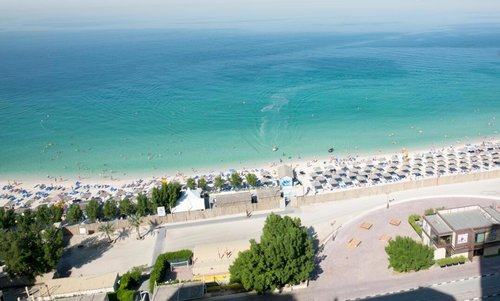 Тур в Ramada by Wyndham Beach Hotel Ajman 4☆ ОАЭ, Аджман
