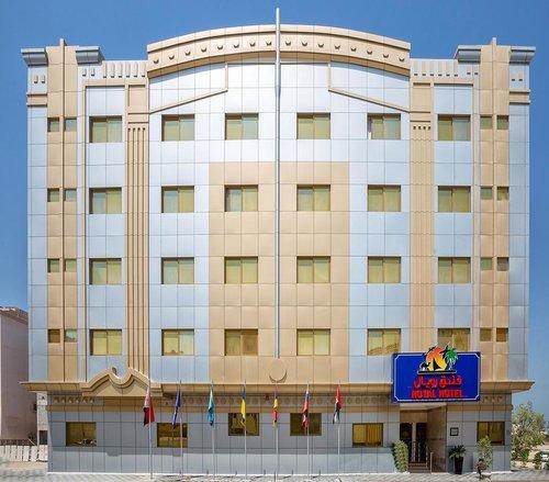 Гарячий тур в Royal Hotel 3☆ ОАЕ, Шарджа