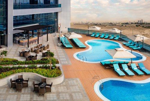 Тур в Millennium Place Barsha Heights Hotel 4☆ ОАЭ, Дубай