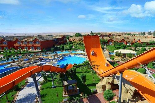 Тур в Jungle Aqua Park 4☆ Египет, Хургада