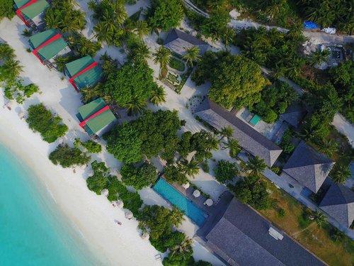 Горящий тур в The Barefoot Eco Hotel 4☆ Мальдивы, Гаафу Алифу Атолл