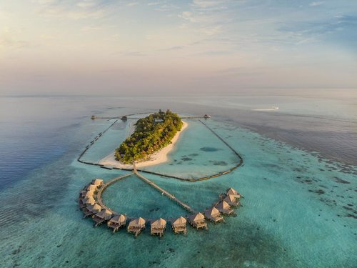 Тур в Komandoo Maldives Island Resort 5☆ Мальдивы, Лхавияни Атолл