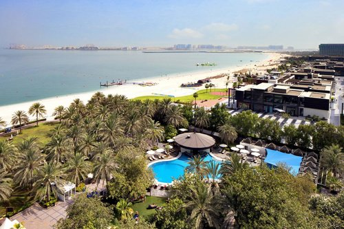 Тур в Sheraton Jumeirah Beach Resort 5☆ ОАЕ, Дубай