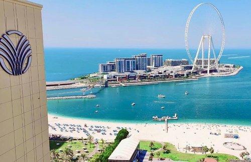 Тур в Amwaj Rotana 5☆ ОАЭ, Дубай