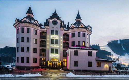 Тур в Mardan Palace Spa Resort 5☆ Украина - Карпаты, Буковель (Поляница)