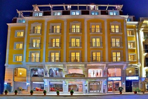 Тур в Lady Diana Hotel 4☆ Турция, Стамбул