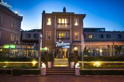 Тур в Radisson Istanbul Sultanahmet Hotel 4☆ Турция, Стамбул